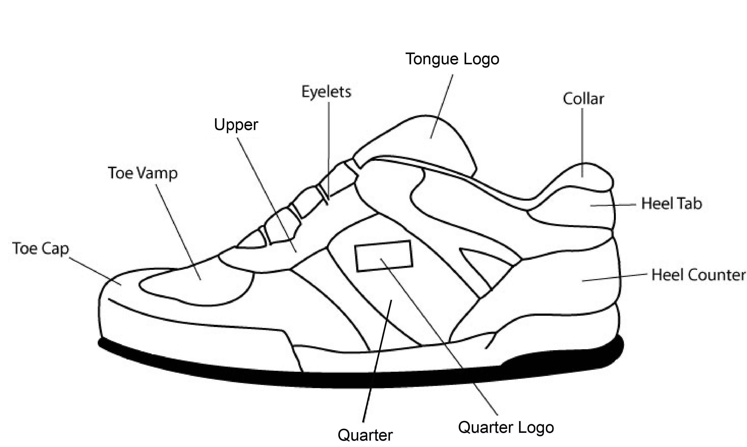 Shoes shoe tongue logos pooptronica